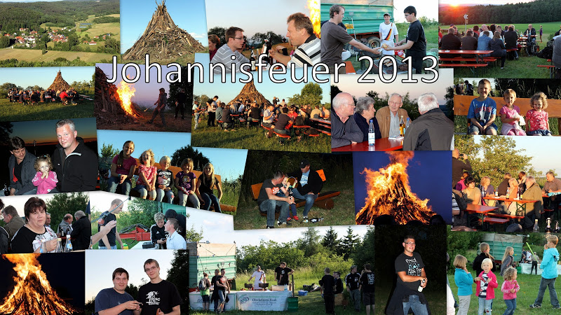 Johannisfeuer 2013