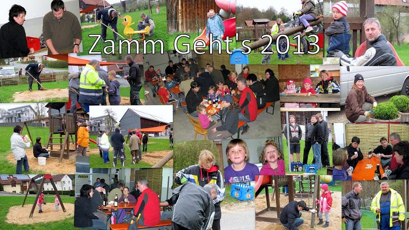 Zamm Geht's 2013